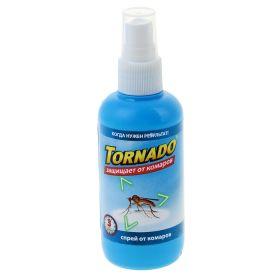 Торнадо спрей от комаров. 100мл.