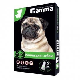 Гамма Био капли для собак.